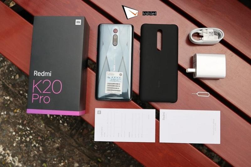 Điện thoại Xiaomi Redmi K20 Pro 6/64Gb- Sẵn Tiếng Việt- Fullbox