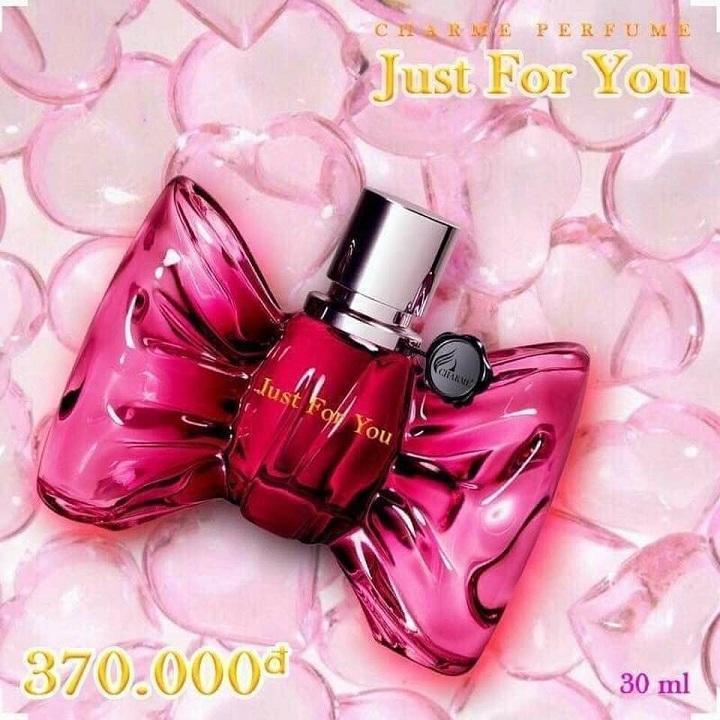 Nước Hoa Nữ Chame Just For You 30ml (tặng quà)