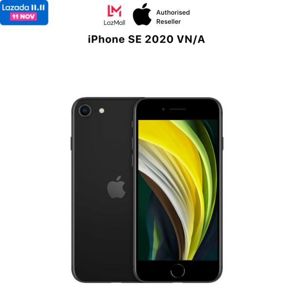 iPhone SE 2020 - Chính Hãng VN/A - Mới 100% (Chưa Kích Hoạt, Chưa qua sử dụng) - Bảo Hành 12 Tháng Tại TTBH Apple - Trả Góp lãi suất 0% qua thẻ tín dụng - Màn hình Liquid Retina HD 4.7 inch, Touch ID, Chống nước IP67, A13