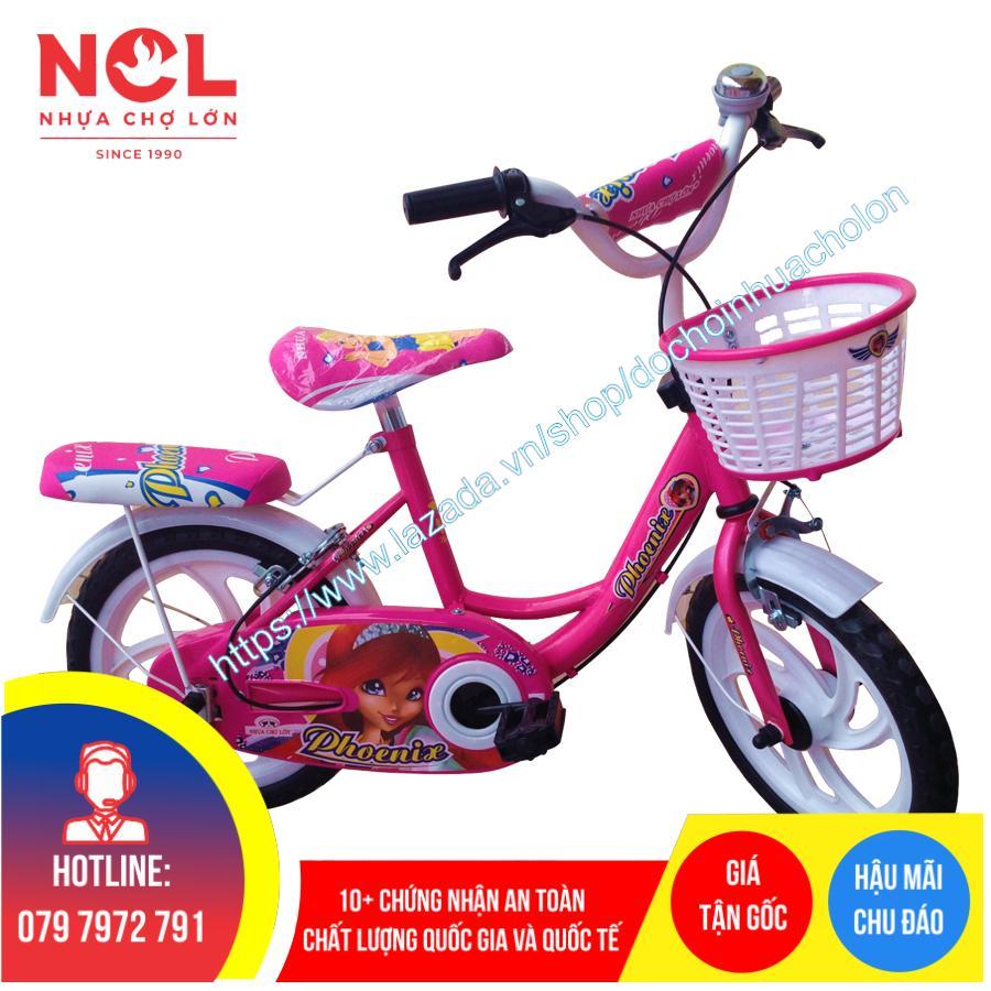 Mua Xe đạp trẻ em Nhựa Chợ Lớn 12 inch K83 - M1542-X2B
