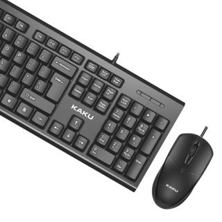 Bộ bàn phím + Chuột có dây chính hãng KAKU mã KSC- 502 thumbnail