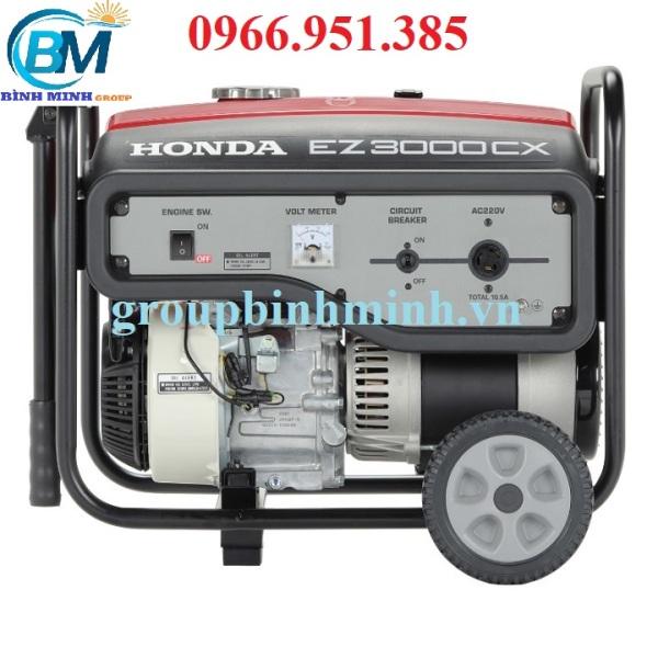 Máy Phát Điện Honda EZ3000CX R 2.5KVA