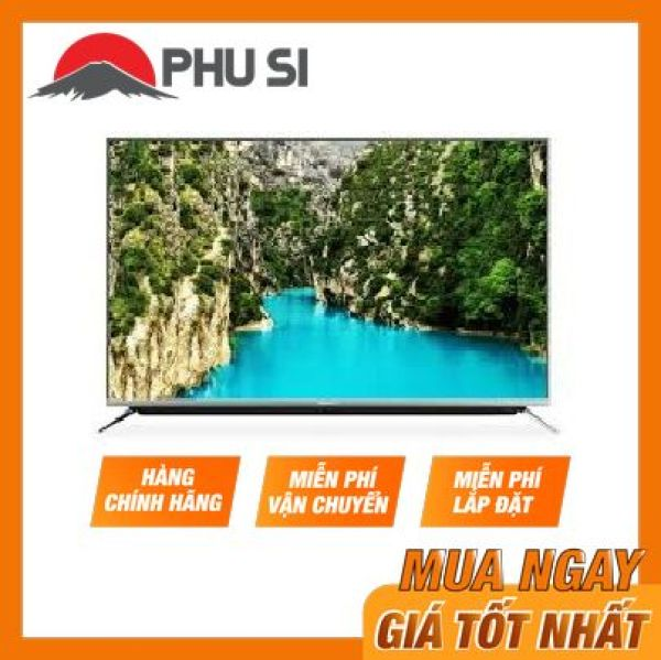 Bảng giá [Trả góp 0%]Smart Tivi Skyworth 4K 43 inch 43G6
