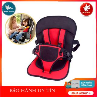 Đai an toàn cho bé, Đai đỡ em bé đi ô tô, Đai ghế ngồi ô tô cho bé, Thiết kế chắc chắn- An toàn- Dễ sử dụng- Thoải mái cho bé- Bảo hành uy tín lỗi 1 đổi 1 thumbnail