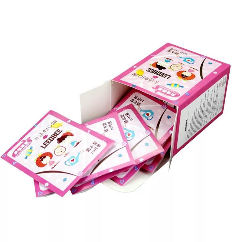 Set 10 miếng băng keo cá nhân y tế họat hình dễ thương cho bé (10pcs) – I001