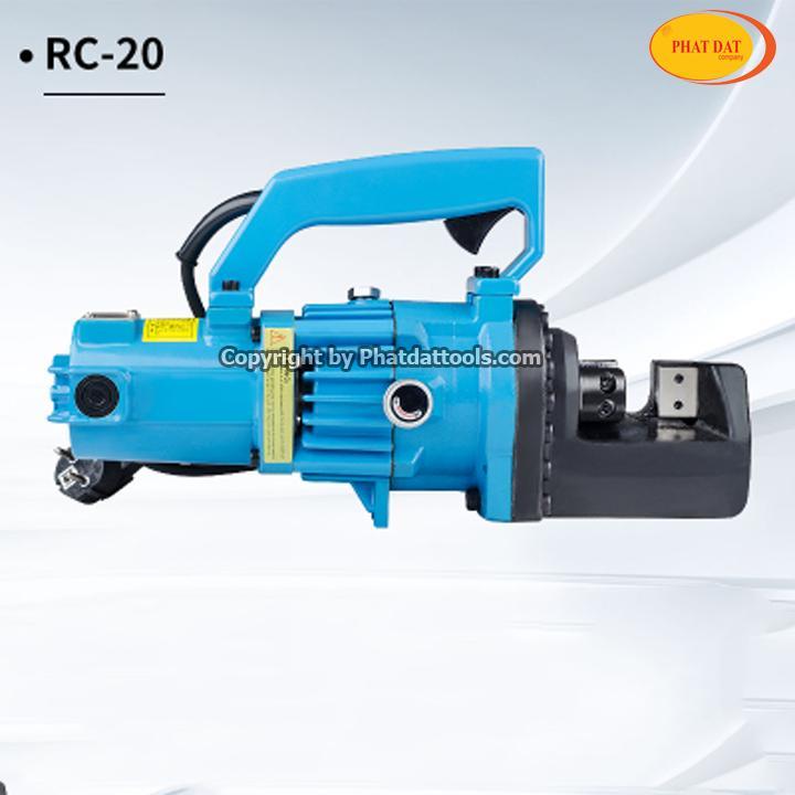 Máy cắt sắt  thủy lực cầm tay RC20