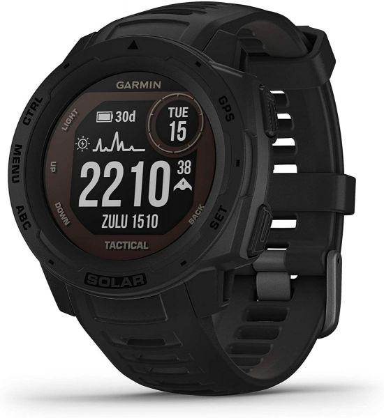 Đồng hồ Garmin Instinct Solar Tactical - Chính Hãng.