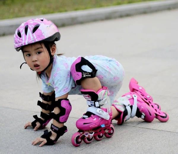 Mua Gia Giay Batin, Giày Patin Trẻ Em Chống Trẹo Chân Tặng Kèm Mũ Và Đồ Bảo Hộ Bảo Hành 1 Đổi 1 Trong 12 Tháng