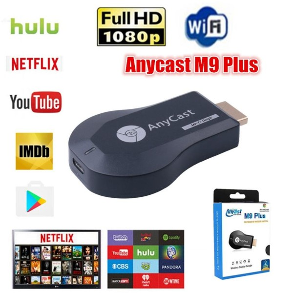 Bảng giá Wifi Display HDMI Anycast M9 Plus cam kết hàng đúng mô tả chất lượng đảm bảo an toàn đến sức khỏe người sử dụng đa dạng mẫu mã màu sắc kích cỡ Phong Vũ