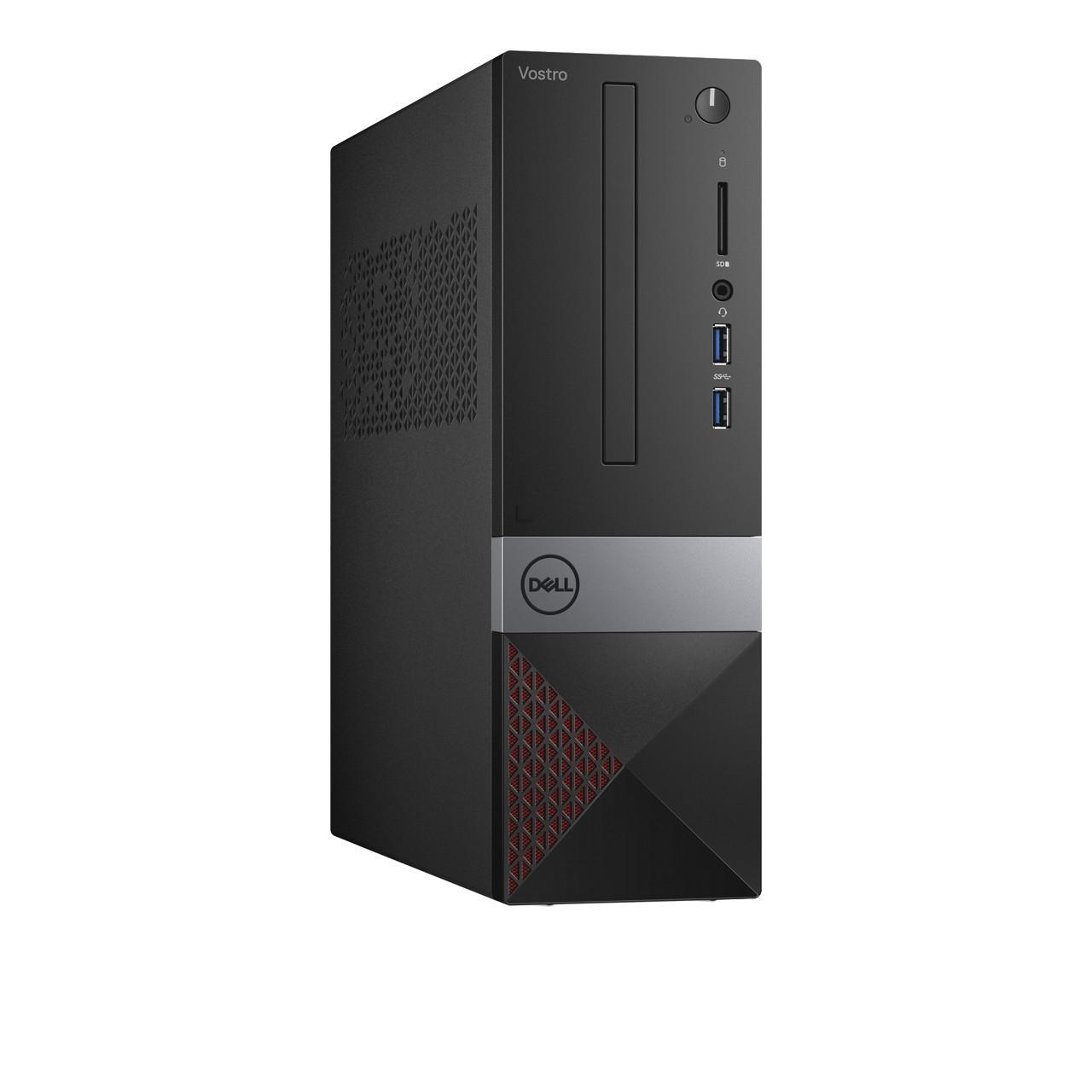 Máy tính để bàn Dell Vostro 3470 (Intel Core i5-8400 (2.80 GHz/9 MB)/4GB RAM/1TB HDD/DVDRW/WL+BT Card) - Hàng Chính Hãng Nhật Bản
