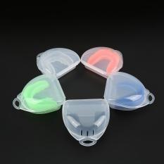 Hình ảnh 1 cái Bảo Vệ Miệng Đun Sôi Cắn Gum Shield Tất Thể Thao Mma Bóng Đá Bóng Bầu Dục Khúc Côn Cầu-quốc tế
