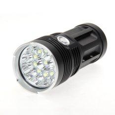 28000Lm 11 X Cree Xm L T6 Hunting Flashlight Intl Rẻ