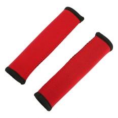 Hình ảnh ebayst 2 cái 15 cm Lặn Vải Bè Mái Chèo Tay Cầm Chống Vỉ và Xoa (đỏ)-quốc tế