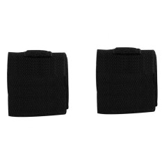 Bán epayst 2PCS/Set 2.5m Cotton Bandage Hand Wraps for Boxing Kickboxing Muay Thai (Black)
