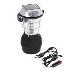 Bán 3 Modes Hand Crank Solar 36 Lantern Outdoor Sport Super Bright Camping Trong Trung Quốc