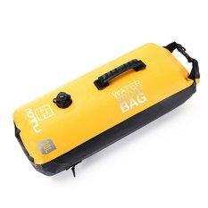 Hình ảnh 30L Outdoor Waterproof Dry Bag Backpack Storage for Rafting Boating Kayak - intl