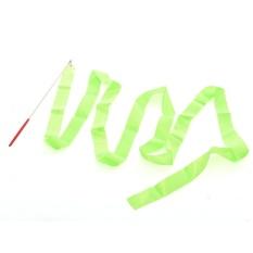 3.6M Dance Ribbon Art Gymnastic Rhythmic Green - intl