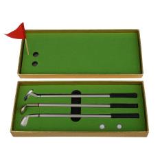 Chiết Khấu 3 Cai Golf Mini Cau Lạc Bộ Mo Hinh But Bi Golf Bộ Cờ Tặng 3 Mau Trung Quốc