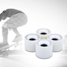 Hình ảnh 4 Pcs 5 Colors 60*45mm Professional Skateboard Wheels for Skating (White) - intl
