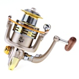 Giá Bán 5000 Series 8 Ball Bearings 5 2 1 Spinning Fishing Reel With Foldable Handle And Metal Line Cup Intl Oem Nguyên
