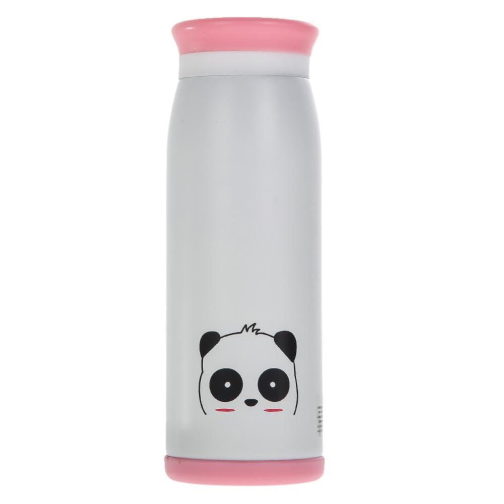500 ml Giữ Nhiệt Cốc Cách Nhiệt Tumbler Du Lịch Ly Inox Gấu Trúc- quốc tế 8