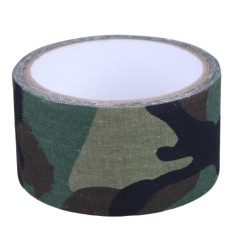 5CMx5M Camo Wrap Outdoor Hunting Bionic Tape Waterproof Forest Camouflage - intl