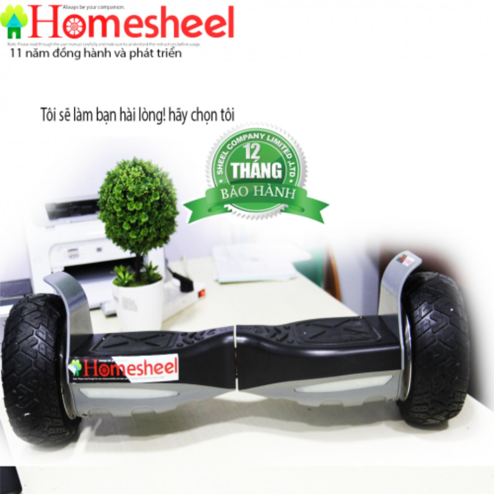 Homesheel PRO phiên bản 2019