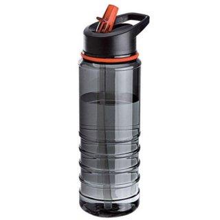 AC Lật Ống Hút Uống Thể Thao Nước PlasticBottle Chạy Đi Xe Đạp Đi Bộ Đường Dài KHÔNG CHỨA BPA 800 ml-quốc tế thumbnail