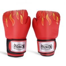 ebayst Đấm bốc người lớn Chiến Đấu Muay Thái Sparring Đấm Kickboxing Vật Lộn Bao Cát Găng Tay-Đỏ-quốc tế