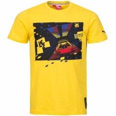 Áo Thun Nam (áo Phông) Thể Thao Puma (Đức) Scuderia Ferrari Graphic Có Giá Tốt