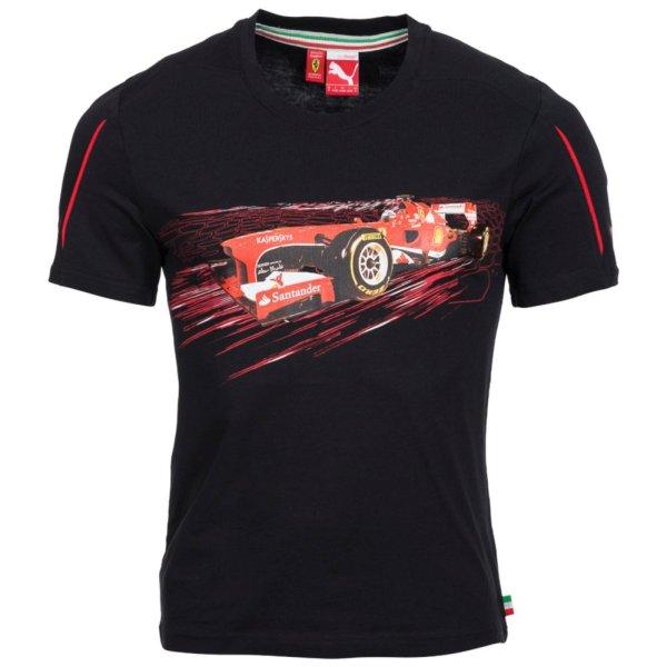Áo thun nam (áo phông) thể thao Puma (Đức) Scuderia Ferrari Graphic