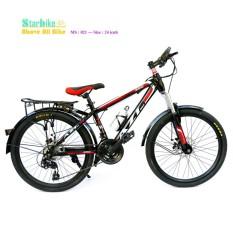 Mua AZI bike  leo núi  24 icnh - 2 phuột nhúng