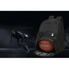 Hình ảnh Ba lô đựng bóng rổ, có ngăn chứa đồ rộng rãi, đựng bình nước, ngăn nhỏ đựng phụ kiện chất liệu cao cấp POPO Sports