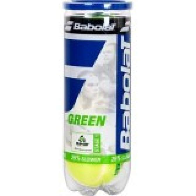 Chỗ bán BABOLAT-Banh tennis 501034 COACHING BALL 501034 GREEN X3