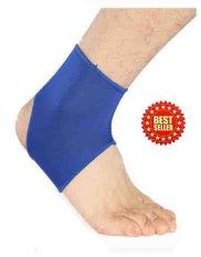 Hình ảnh Băng Cổ Chân Thun Ankle Support (Xanh)