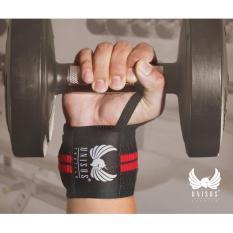 Bán Băng Quấn Cổ Tay Tập Gym Chuyen Nghiệp Unisus Weight Lifting Wrist Wrap Support Mới