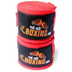 Hình ảnh Băng Quấn Tay boxing TGB Mexican 4.5m Hand wraps 1 cap