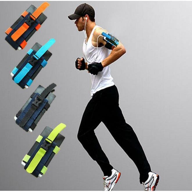 Hình ảnh Bao đeo điện thoại khi tập thể dục (màu ngẫu nhiên)