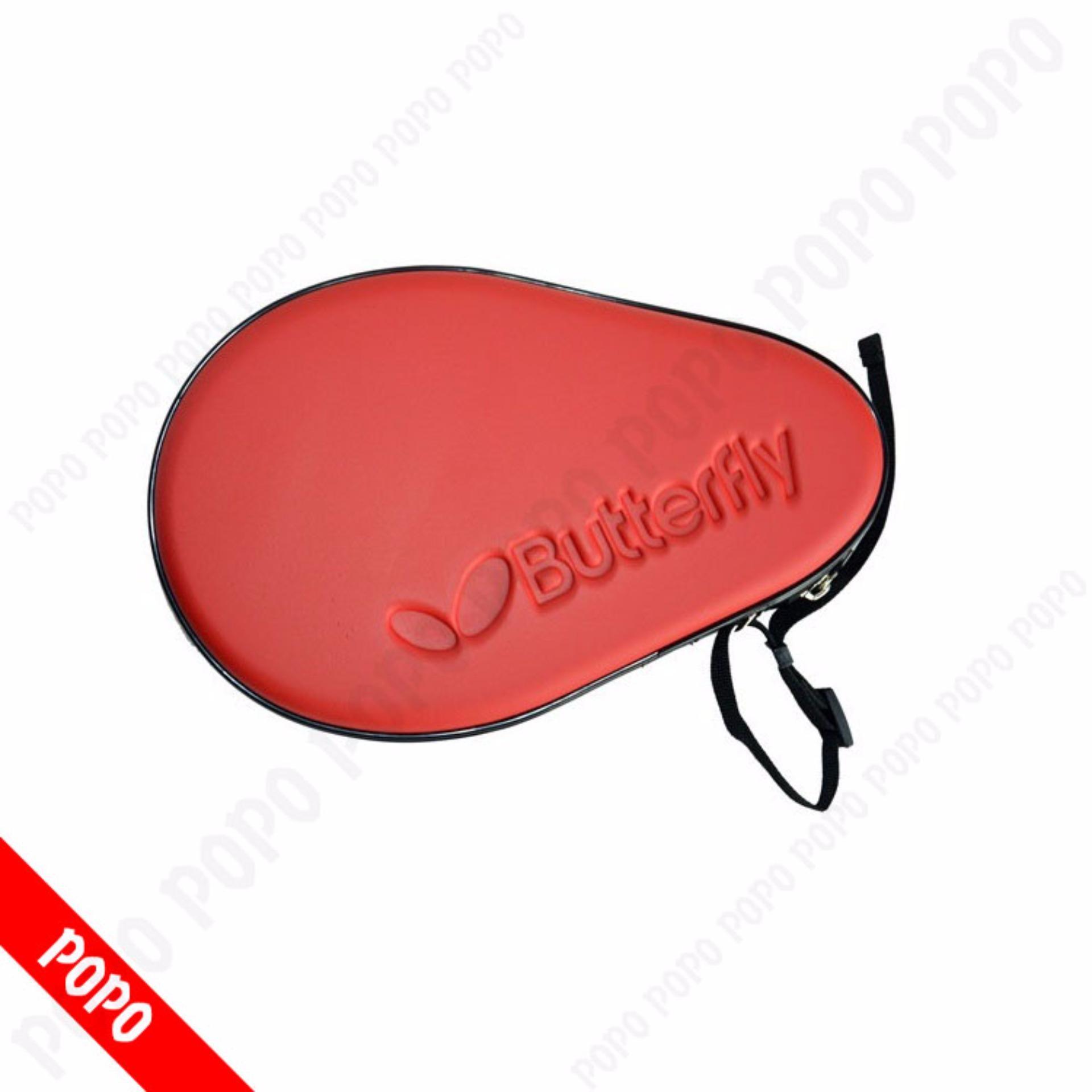 Bao đựng vợt bóng bàn, túi đựng vợt bóng bàn cứng cáp bảo vệ tuyệt đối vợt; chất liệu cao cấp  POPO Sports 9
