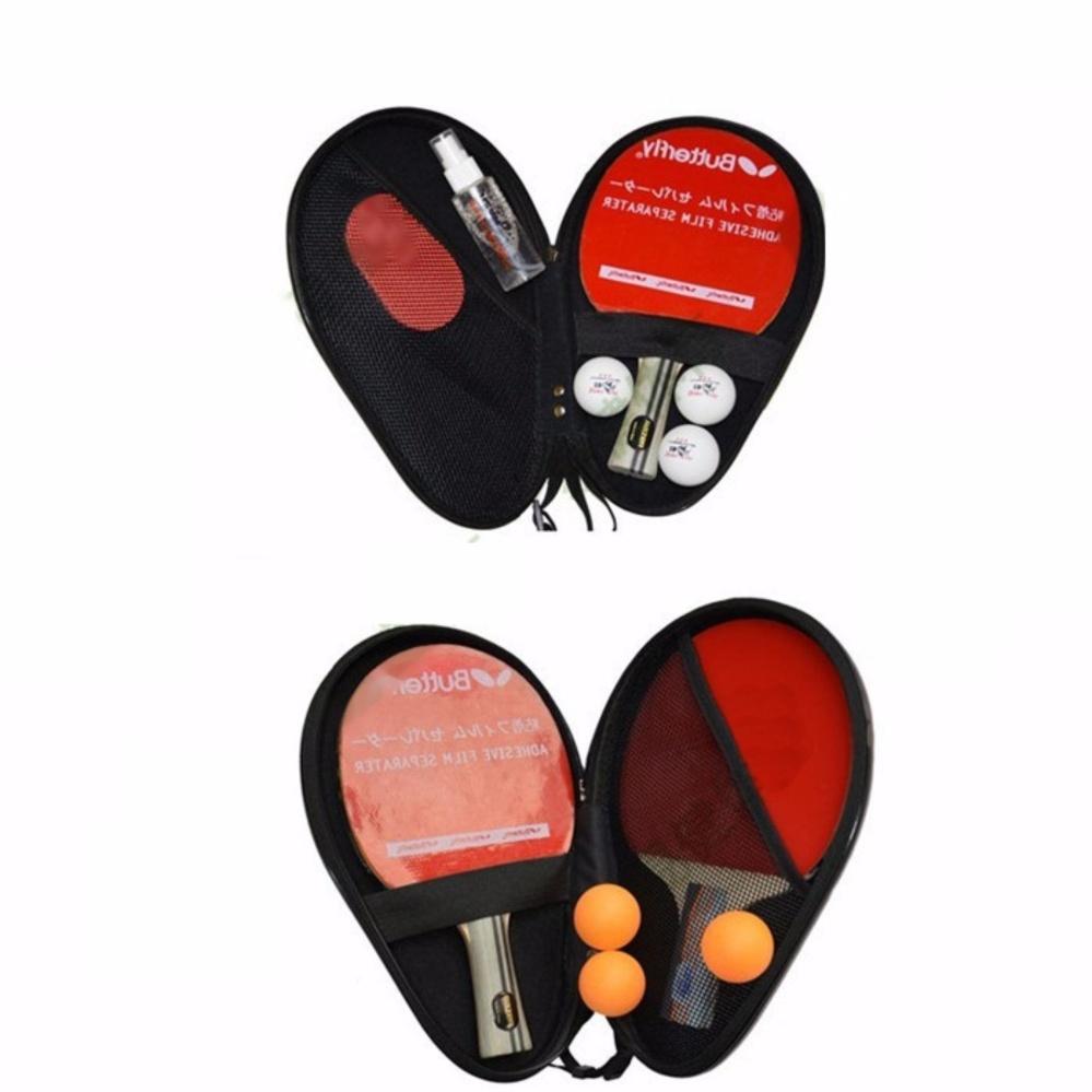 Bao đựng vợt bóng bàn, túi đựng vợt bóng bàn cứng cáp bảo vệ tuyệt đối vợt; chất liệu cao cấp  POPO Sports 11