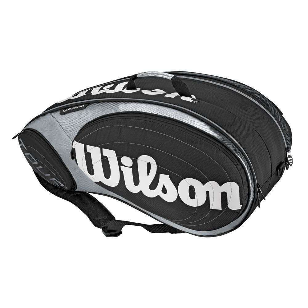 Bao Vợt Tennis Wilson Tour 15 Pack Wrz841315