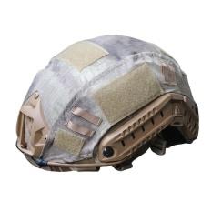 Hình ảnh Bellamall:FAST Helmet Shade Camouflage False Pretend Hunting Outdoor Jungle Retractable - intl