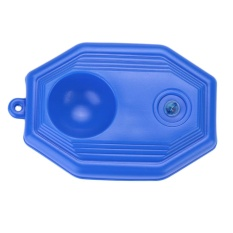 Hình ảnh Bellamall:Tennis Training Pratice Ball Water Base Board Trainers Aid Device Outdoor - intl