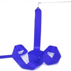 Hình ảnh Bellamall:Universal 4m Rhythmic Gym Dance Gymnastic Ribbon Streamer Training Equipment - intl