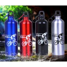 Hình ảnh Bình nước xe đạp bằng nhôm cao cấp Sport Pot