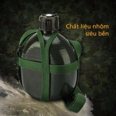 Bình tông - Bi đông quân đội đựng nước