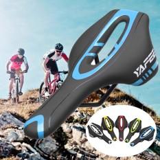 Hình ảnh Blue Professional Road MTB Gel Comfort Saddle Bike Bicycle Cycling Seat Cushion Pad - intl