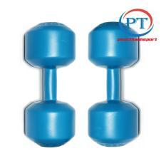 Hình ảnh Bộ 2 tạ tay nhựa 10kg phucthanhsport