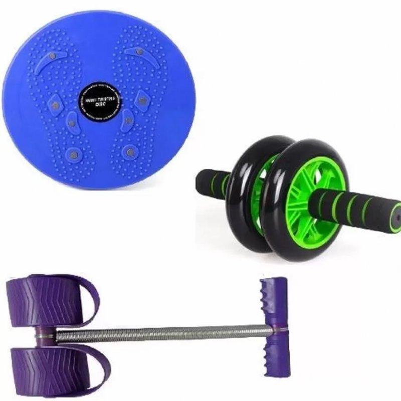 Bộ 3 dụng cụ thể dục cho Nữ (Violet)