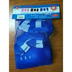 Hình ảnh Bộ bảo vệ chân tay LongFeng 240 ( Màu xanh
